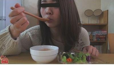 彼女の食事とそのうんこ6