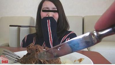 彼女の食事とそのうんこ7
