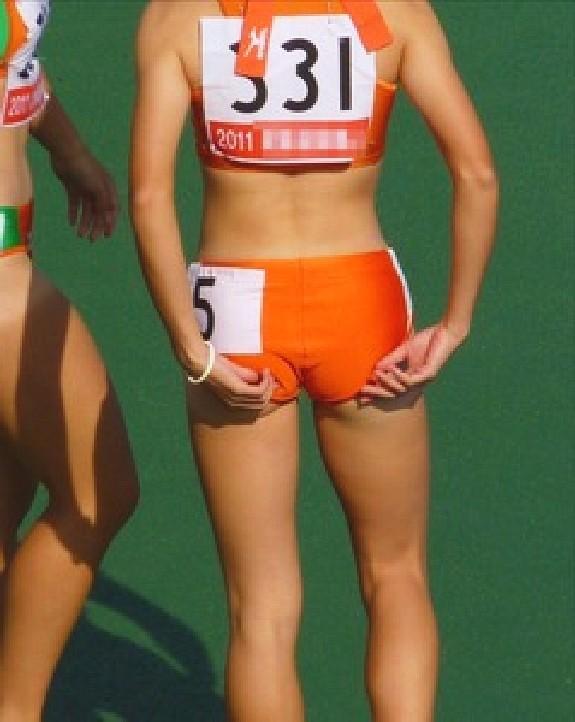 陸上スポーツ女子17
