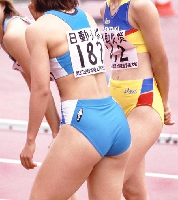 陸上スポーツ女子30