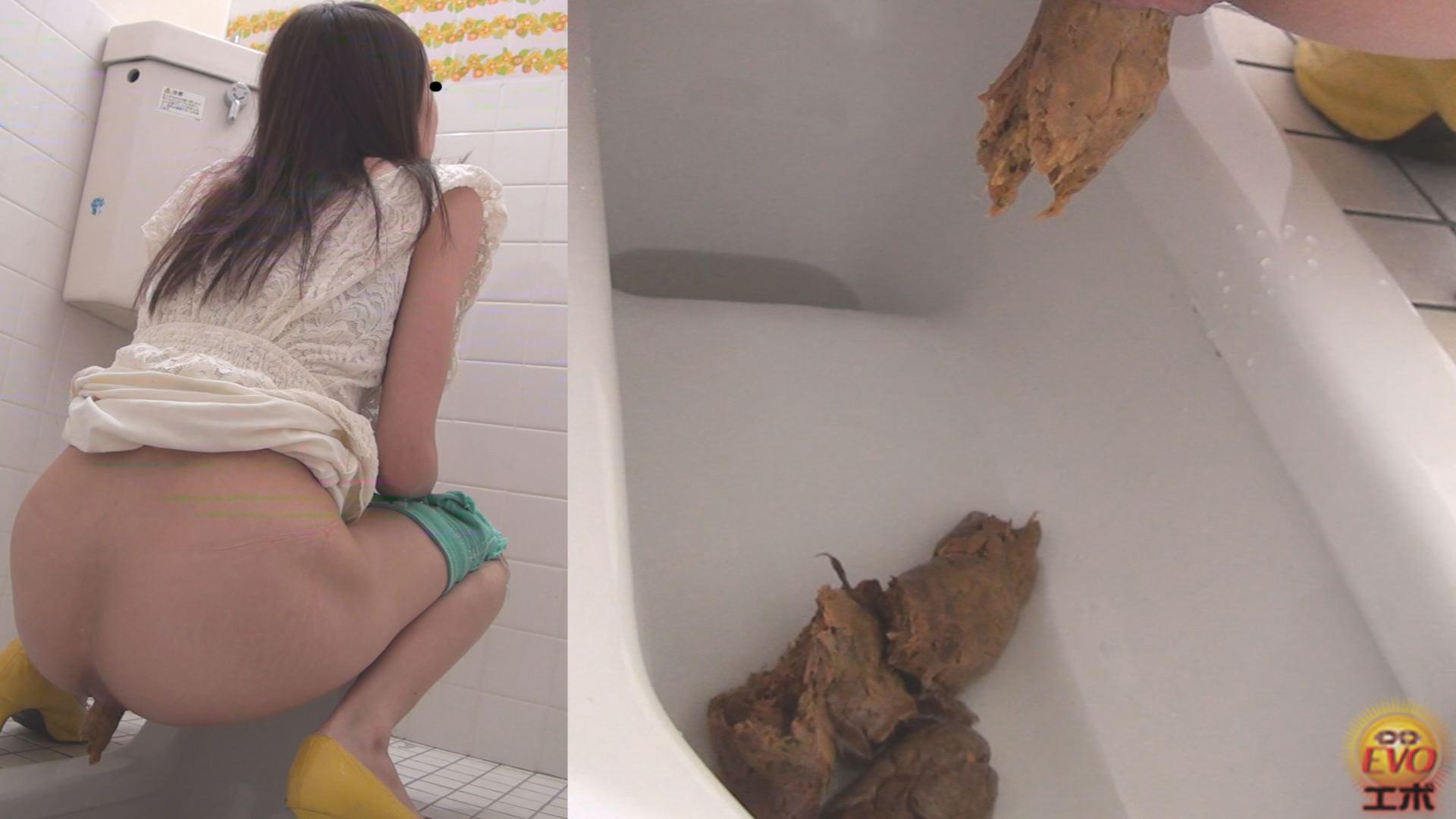 トイレとうさつ 【排泄】便器に溜まるトイレ盗撮 ...